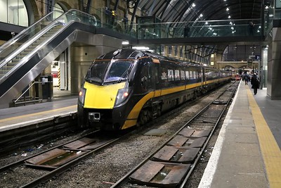 180102 0827/1N90 Kings Cross-Sunderland