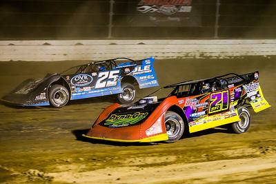 Billy Moyer, Jr. (21JR) and Mason Zeigler (25Z)