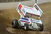 COMP Cams Sprint Car World Championship - Mansfield Motor Speedway - 98H Dave Blaney