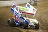 COMP Cams Sprint Car World Championship - Mansfield Motor Speedway - 8M TJ Michael