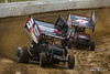 COMP Cams Sprint Car World Championship - Mansfield Motor Speedway - 3C Cale Conley