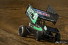COMP Cams Sprint Car World Championship - Mansfield Motor Speedway - 71P Parker Price-Miller