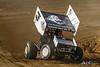 COMP Cams Sprint Car World Championship - Mansfield Motor Speedway - 3 Jac Haudenschild