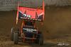 COMP Cams Sprint Car World Championship - Mansfield Motor Speedway - 49X Tim Shaffer