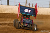 COMP Cams Sprint Car World Championship - Mansfield Motor Speedway - 81 Lee Jacobs