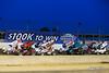 COMP Cams Sprint Car World Championship - Mansfield Motor Speedway - 68G Tyler Gunn, 42 Sye Lynch, 22S Brandon Spithaler