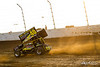 COMP Cams Sprint Car World Championship - Mansfield Motor Speedway - 40 George Hobaugh
