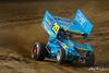 COMP Cams Sprint Car World Championship - Mansfield Motor Speedway - 70X Spencer Bayston