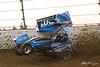 COMP Cams Sprint Car World Championship - Mansfield Motor Speedway - 23 Max Stambaugh