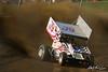 COMP Cams Sprint Car World Championship - Mansfield Motor Speedway - A79 Brandon Wimmer