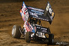 COMP Cams Sprint Car World Championship - Mansfield Motor Speedway - 35 Stuart Brubaker