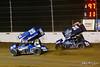 COMP Cams Sprint Car World Championship - Mansfield Motor Speedway - 26 Cory Eliason, 24 Rico Abreu