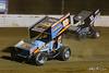 COMP Cams Sprint Car World Championship - Mansfield Motor Speedway - 69K Lance Dewease, 11N Buddy Kofoid