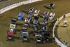 COMP Cams Sprint Car World Championship - Mansfield Motor Speedway