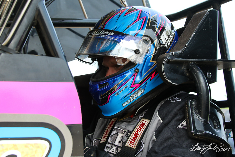 COMP Cams Sprint Car World Championship - Mansfield Motor Speedway - 1Z Logan Wagner