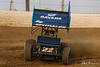 COMP Cams Sprint Car World Championship - Mansfield Motor Speedway - 22S Brandon Spithaler