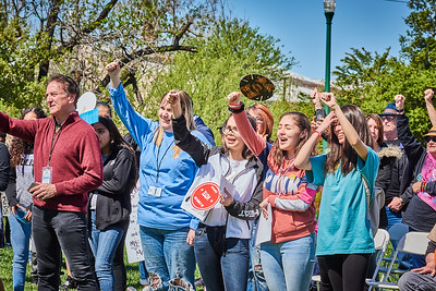 Rally for Change - by March for Our Lives San Jose