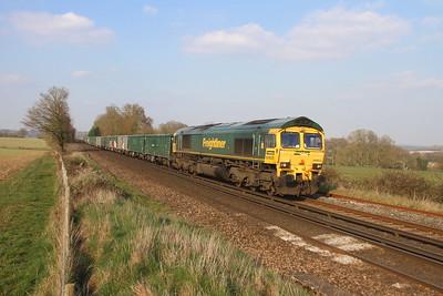 66603 Weston 28/03/19 4O53 Stewarts Lane to Southampton Millbrook