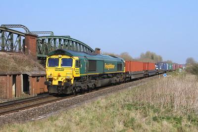 66525 Battledown 29/03/19 4O90 Leeds to Southampton