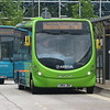 Arriva Wright Streetlite LM64JNV 2311 (normally on route 301) operating the 8 to Walnut Tree at Milton Keynes Central, 28.05.2019.
