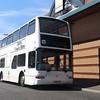 Bill's Coach Hire Volvo Plaxton President W453WGH (ex Go-Ahead London PVL53) parked at Westcroft District Centre, Milton Keynes, between school workings, 23.05.2019.