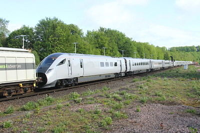 802206 Micheldever 30/05/19 6X80 Dollands Moor to Eastleigh
