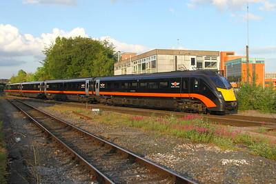 180107 Basingstoke 28/05/19 5Q87 Heaton to Eastleigh