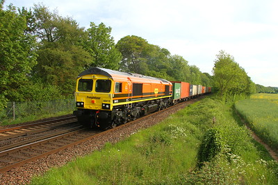 66415 Micheldever 23/05/19 4M99 Southampton to Trafford Park