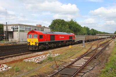 59204 Basingstoke 30/05/19 6V12 Woking to Merehead