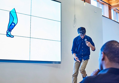 Project Invent - Demo Day 2019