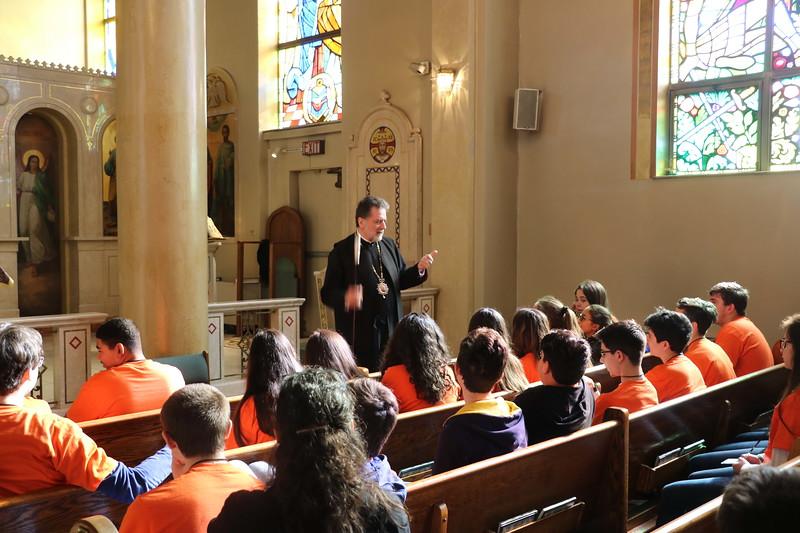 Michigan Area GOYA Lenten Retreat