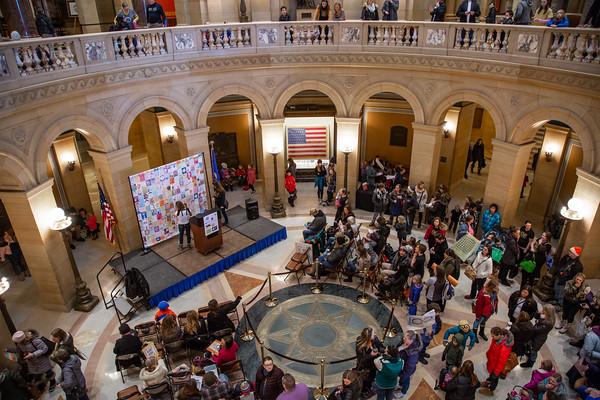 Minnesota Health Choice Rally, February 25