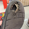 This is what a missionary shoe looks like after one year!!