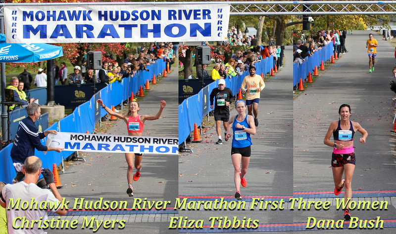 Marathon Female Winners