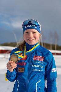 Maria Hoskari, pronssia
