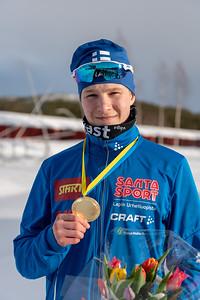 Niklas Ekström, kultaa