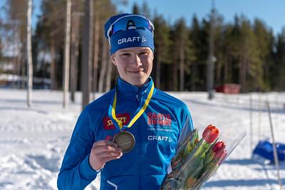 Niklas Ekström, NEM-pronssia