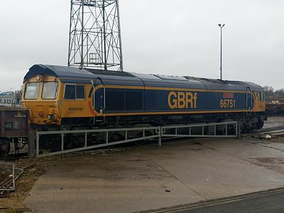 66751 Bescot Engineers Sidings  28/12/19