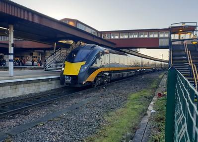 Class 1801xx at York   30/12/19