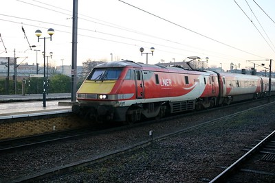 91102_82202 0838/1S04 Kings Cross-Edinburgh at York   30/12/19