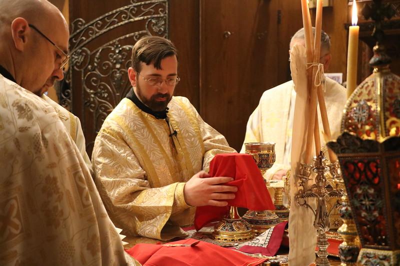 Ordination to the Diaconate - Benjamin Rossiter