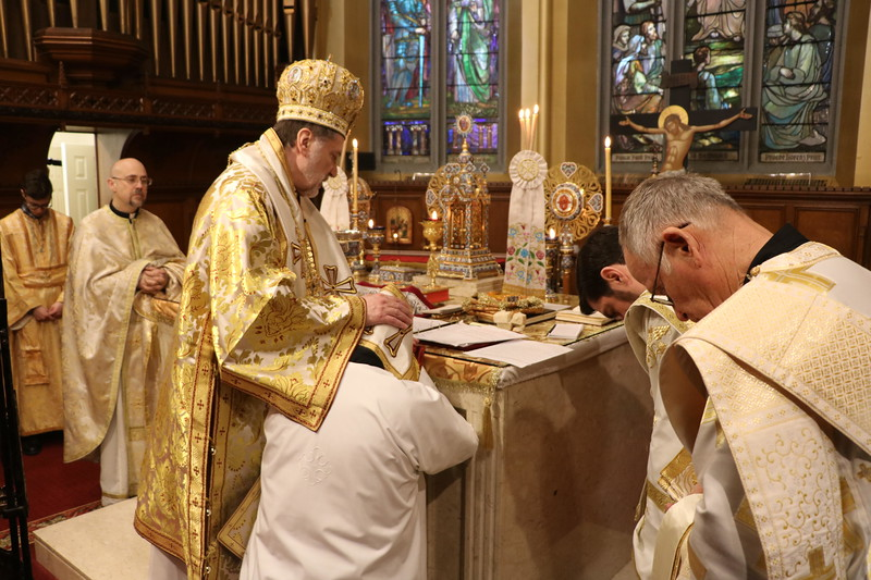 Ordination to the Diaconate - Benjamin Rossiter