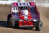Chevy Performance 75 - NAPA Auto Parts Super DIRT Week XLVIII - Oswego Speedway - 73c Kevin Chaffee