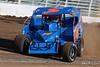 Chevy Performance 75 - NAPA Auto Parts Super DIRT Week XLVIII - Oswego Speedway - 14 Zachary Arquiett