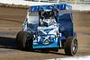 Chevy Performance 75 - NAPA Auto Parts Super DIRT Week XLVIII - Oswego Speedway - 64 Tyler Corcoran
