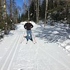 Stan gets to go cross-country skiing again this year