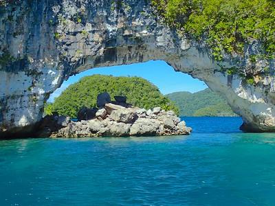 Rock Island arch