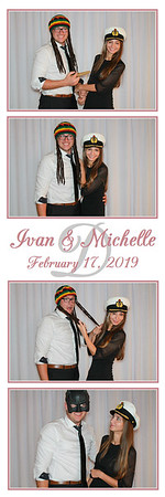 2019.02.17 - Ivan and Michelle, Plantation Country Club, Venice, FL