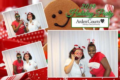 2019.12.18 - Arden Courts Holiday Party, Sarasota, FL