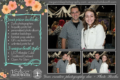 2019.09.29 - Charlotte Wedding Expo, Punta Gorda, FL